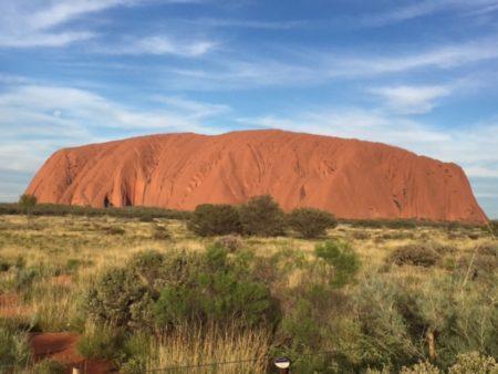 Uluru shot