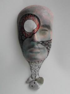 from master mask maker Wendy Drolma